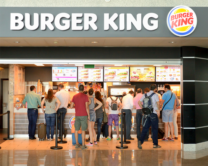 Own a Franchise Burger King