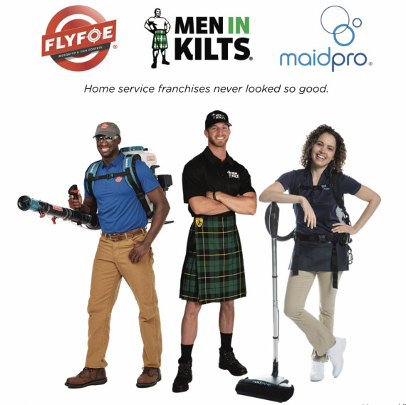 MaidPro FlyFoe, Men In Kilts