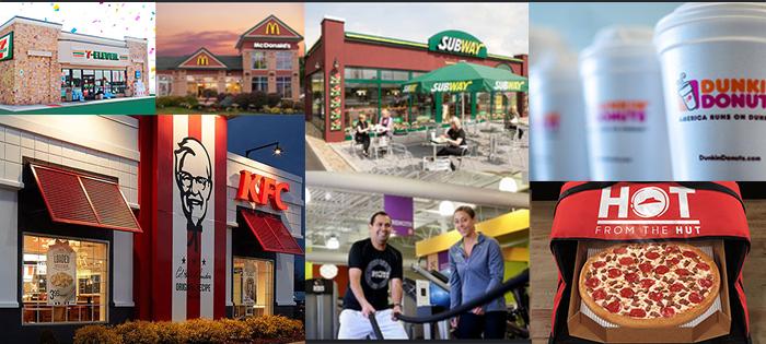 big franchise brands