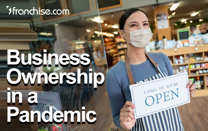 franchises to open in a pandemic