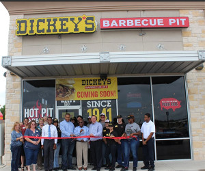 Open a Dickey's Barbecue Restaurant Franchise in your area
