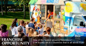 Kona Ice franchise opportunity
