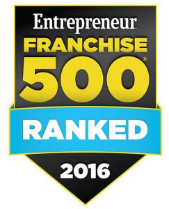 Entrepreneur Magazine's Franchise 500