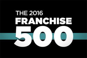 2016 Franchise 500 List