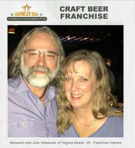 Become a Growler USA Franchise Owner