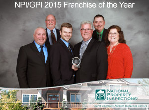 National Property Inspections, Inc. Franchise Annual Awards