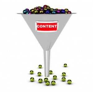 content-funnel