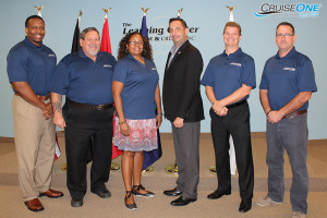 CruiseOne Franchise Award Recipients