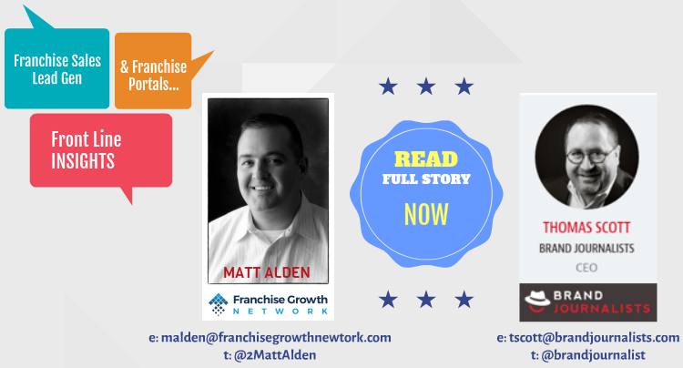 Get more franchise buyers - Franchise Sales Lead Generation Front Line Insights