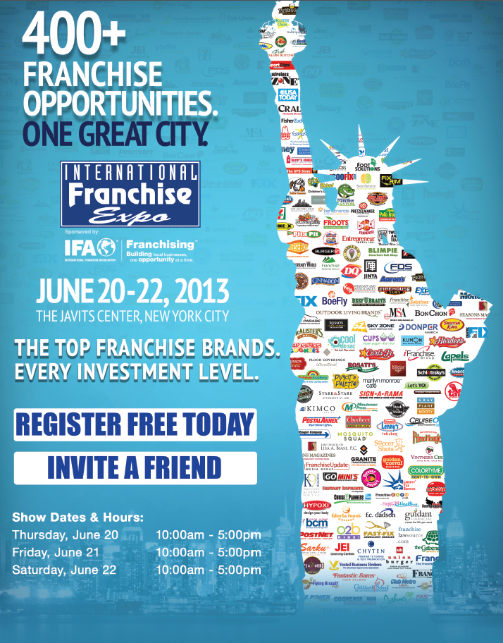 2013 Franchise Event